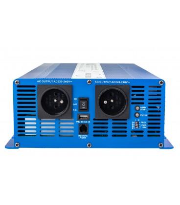 Convertor de tensiune SINUS 6000 (12V / 230V / 6000W) VOLT POLSKA