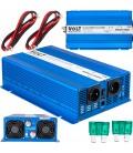Invertor Convertor de tensiune SINUS 6000 12V 220 6000W VOLT POLSKA 3SIPS600012