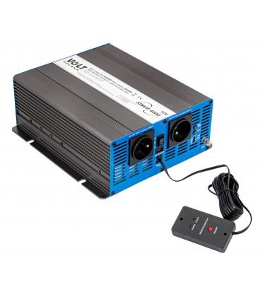 Telecomandă cu fir Panou pentru convertor Powersinus / SINUS VOLT POLSKA