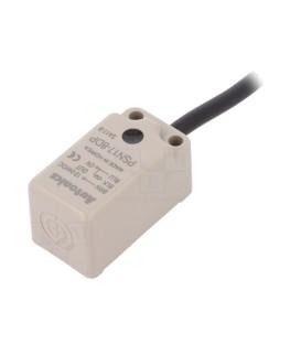 Senzor: inductiv 0÷8mm PNP / NO Ualim: 10÷30VDC 200mA cablu 2m