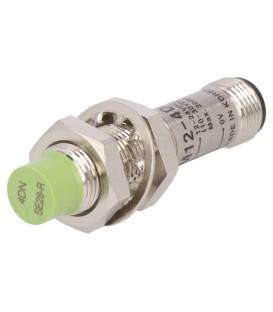 Senzor: inductiv Config.ieşire: NPN / NO 0÷4mm 10÷30VDC M12