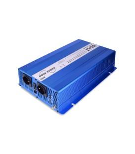 Invertor Auto Convertor de tensiune SINUS ECO 6000 24 / 230V (3000 / 6000W)