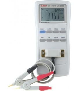 Precise RLC meter 0,1mOhm/0,0pF/0,1uH AX-LCR41A