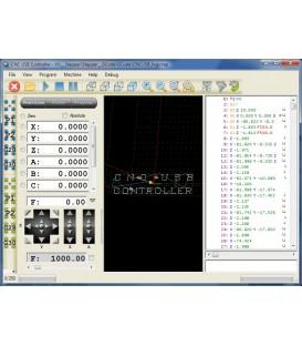 Licenta CNC USB