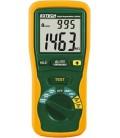 EXTECH 380260 - Aparat pentru măsurarea rezistenţei izolaţiei EX380260