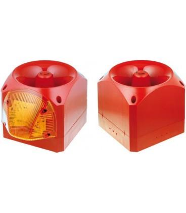 Modul de semnalizare 230VAC sirenă,lumină intermitentă IP66 18-980559