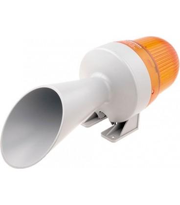 Modul de avertizare 230VAC buzer,lumină intermitentă IP65 42512068