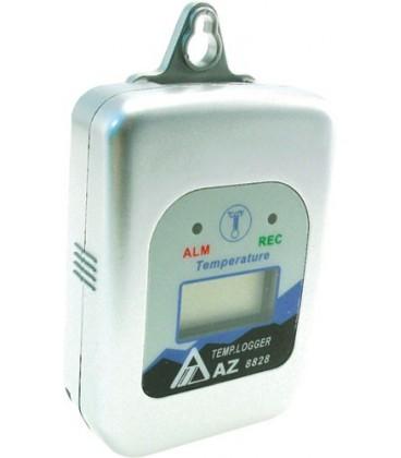 Înregistrator:temperatură şi umiditate -40÷85°C 0÷100%RH AZ8829R