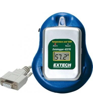 Înregistrator:temperaturi,umiditate -40÷85°C 0÷99,9%RH EX42270