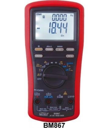 Digital multimeter True RMS 1000V AC/DC