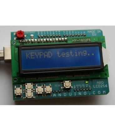 ANDUINO-LCD216