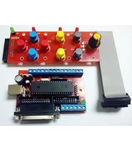CNC USB Motion Controller CNCUSB1