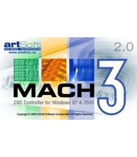 MACH 3 + CNC4X45A MACH3CNC4X35A