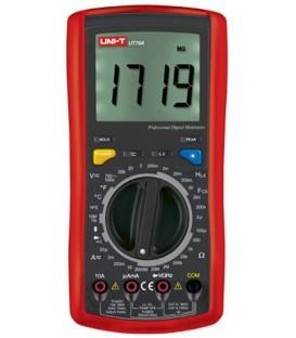 Multimetru cu măsurare de temp. UT70A