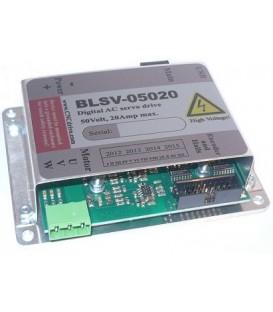 BLSV-05020 AC servo drive