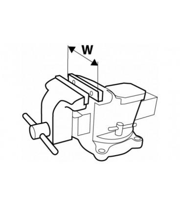 Menghina Rotativa Latime : 100 mm 07A210