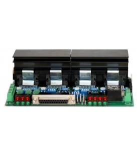 4A 4 Axis Bipolar Microstep Driver CNC4X45A