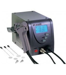Staţie de dezlipit digitală cu vacuum continuu SP-1010DR