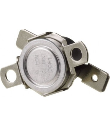 Bimetallic thermostat NO 10A/AC250V, range 80°C/65°C BT-F-080/H