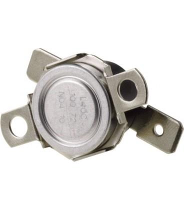 Bimetallic thermostat NO 10A/AC250V, range 90°C/75°C BT-F-090/H