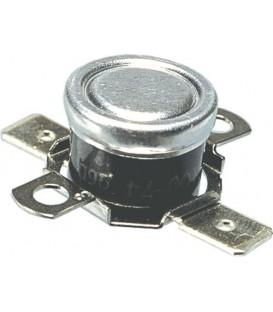 Bimetallic thermostat NC 10A/AC250V, range 100°C/80°C BT-L-100/H