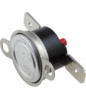 Termostate bimetalice cu resetare manuală, seria BT-R BT-R115