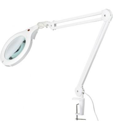 Lupă de masă cu iluminare Mărire: 3dpt(x1,75) 245mm