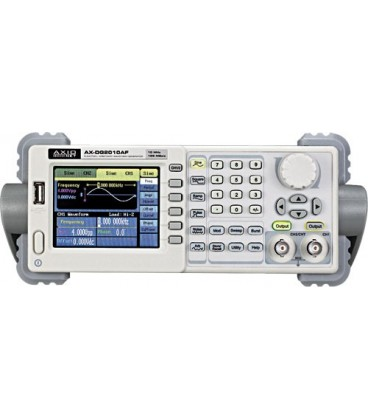 Generator: de funcţii  2 Canale  16kpts/ch AX-DG2010AF