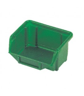 CUTIE PLASTIC DEPOZITARE 155X240X125MM / VERDE