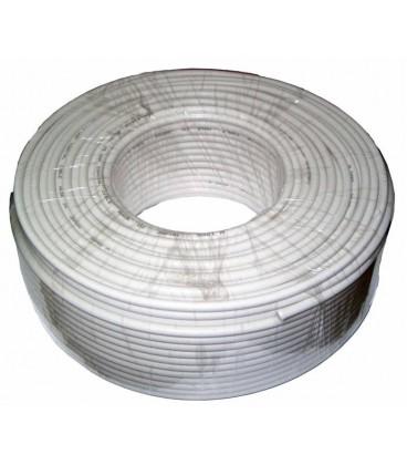 CABLU COAXIAL RG6U 6.80/0.12MM - 4.80/1.02MM, 100M/ROLA