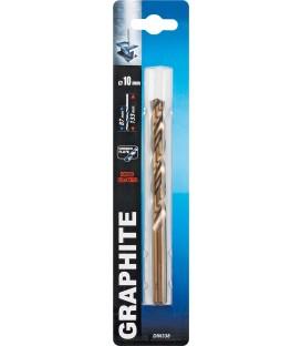 Burghie pentru metal HSS-Co 0.5 mm / 10 buc set, 57H005-10