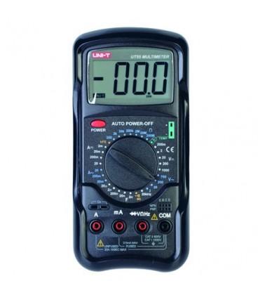 Multimetru 1000V AC/DC 20A AC/DC test diode