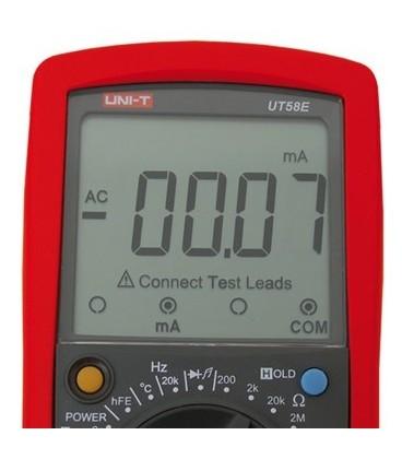 Multimeter UNI-T UT 58E UT58E