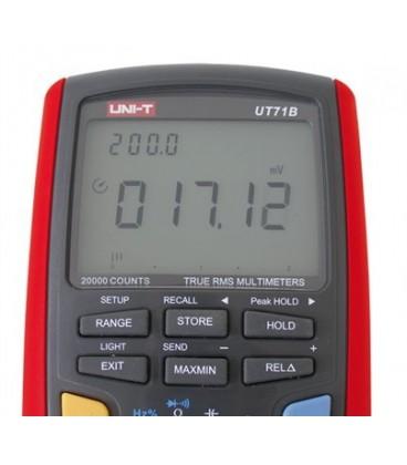 Multimetru UNI-T UT 71B UT71B