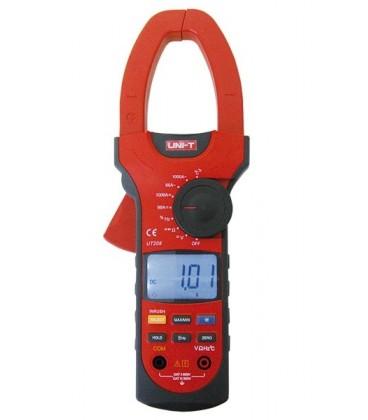Multimetru cleste ampermetric clampmetru digital UNI-T UT208
