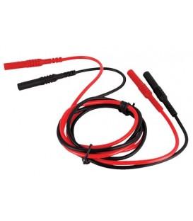 Test tip UNI-T L11 - set (red/black) TEST-TIP-UNIT-L11