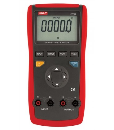 Thermocouple Calibrator UNI-T UT713