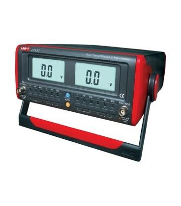 Digital AC Milli Volt Meter UNI-T UT632 USB