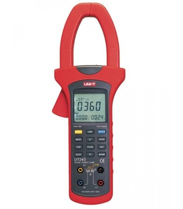 multimetru Wattmetru cleste ampermetric UNI-T UT243