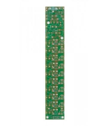 PCB TIPA PT024M Mono VU-meter