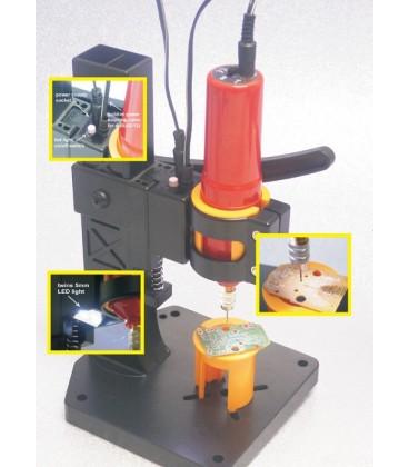 Suport minibormasina DS-012 LED + minibormasina AD-012