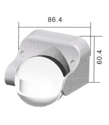 PIR sensor - black PIR-ST-1B