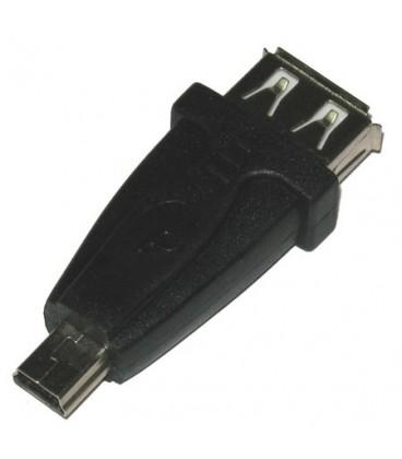ADAPTOR USB TATA MINI 5P-MAMA A ZLA0628