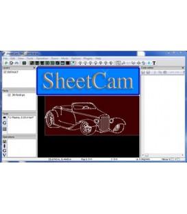 Sheet Cam