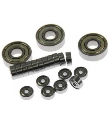 Kossel 3D Printer Kit Rulmenti 18 X 623-2Z + 3 X 608-2RS KOSSEL3DBEARINGKIT