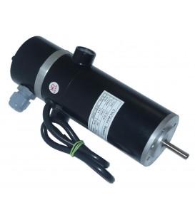DCM45W DC servomotor with encoder