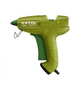 Hot melt glue gun, diameter 11mm, 65W, EXTOL CRAFT 422002