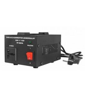 Autotransformator 230/120VAC Putere:500VA Usec.1:120V