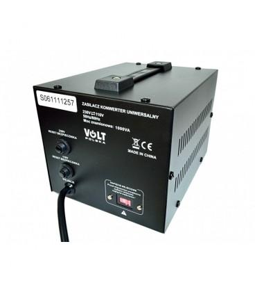 Autotransformator 230/120VAC Putere:1000VA Usec.1:120V