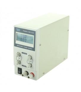 Sursa de laborator, tensiune si curent reglabile 0-30V/ 0-3A PS3003